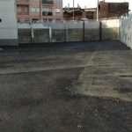 Proyecto - Aparcamiento Sant Feliu de Guíxols