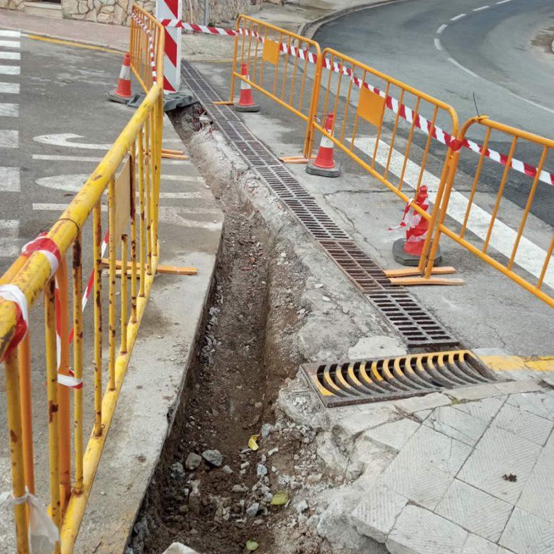 GESA, S.L. se adjudica el contrato para la dirección de las obras de renovación y mejora de alumbrado público en el municipio de Portbou en el ámbito de Av. Francia, Av. Barcelona y la escalera de acceso al CEIP Sant Jaume
