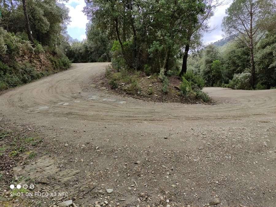 GESA SL. redacta 2 informes de valoración ambiental de dos proyectos de pavimentación de caminos en Fogars de Montclús dentro del Parque Natural del Montseny